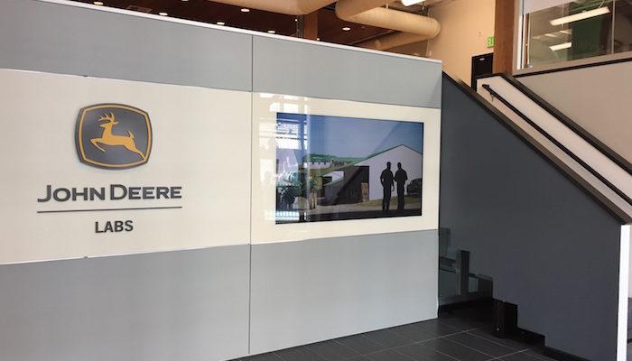 John Deere opens SF office to make its tractors smarter