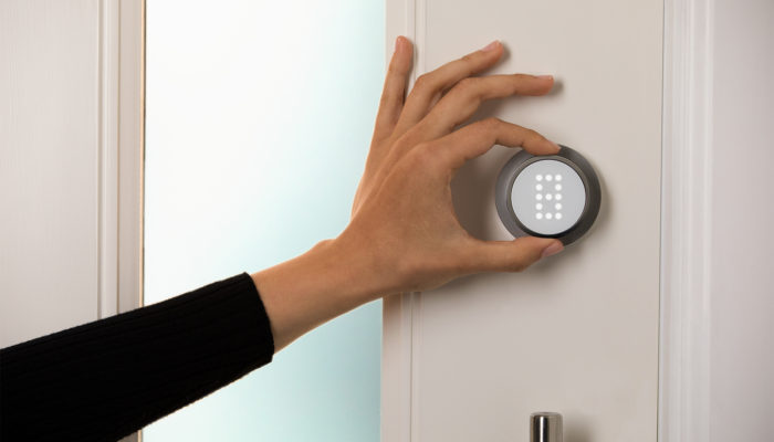 Meet Otto: A door lock that discards the key