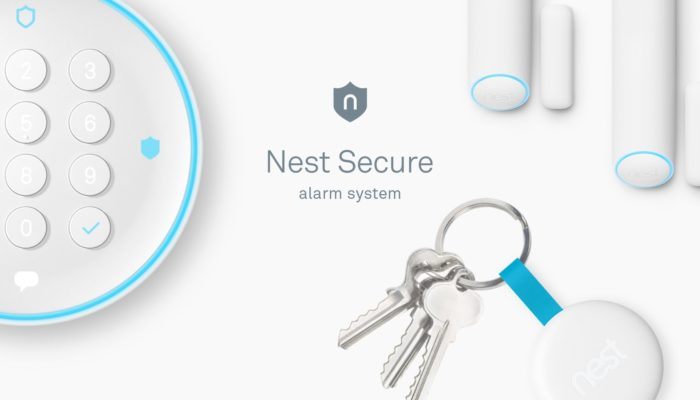 Nest debuts Nest Secure home system and has a Thread router called Nest Connect