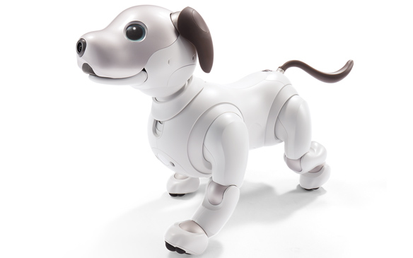 Internet of Things: Sony's Aibo is back and Chamberlain's CEO explains its moves