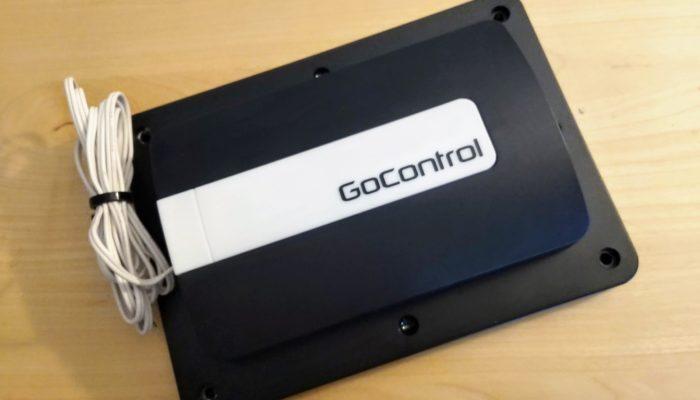 GoControl Z-Wave Garage Door Controller: Easy to install and works well