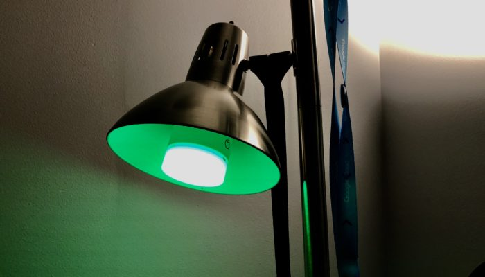 How to create ambient notifications with Python and a smart bulb