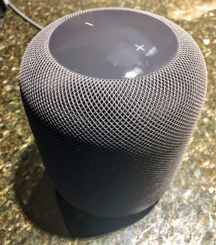 - IMG 0920 904x1024 - HomePod review: Sounds great but limited information and home control | Stacey on IoT