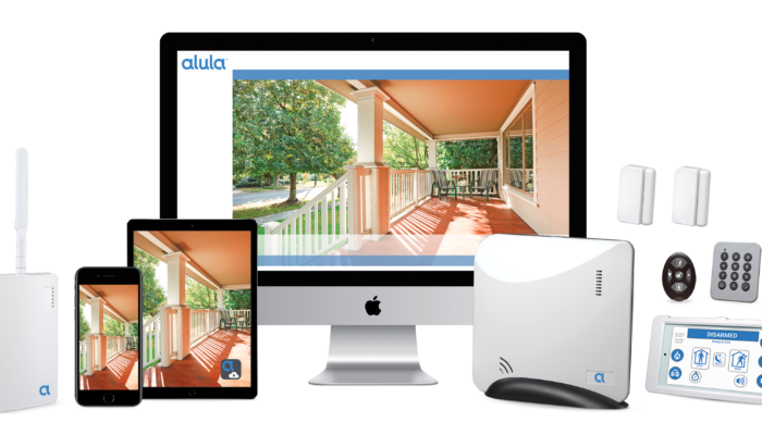 Alula sees a spot in the tightening race for home security