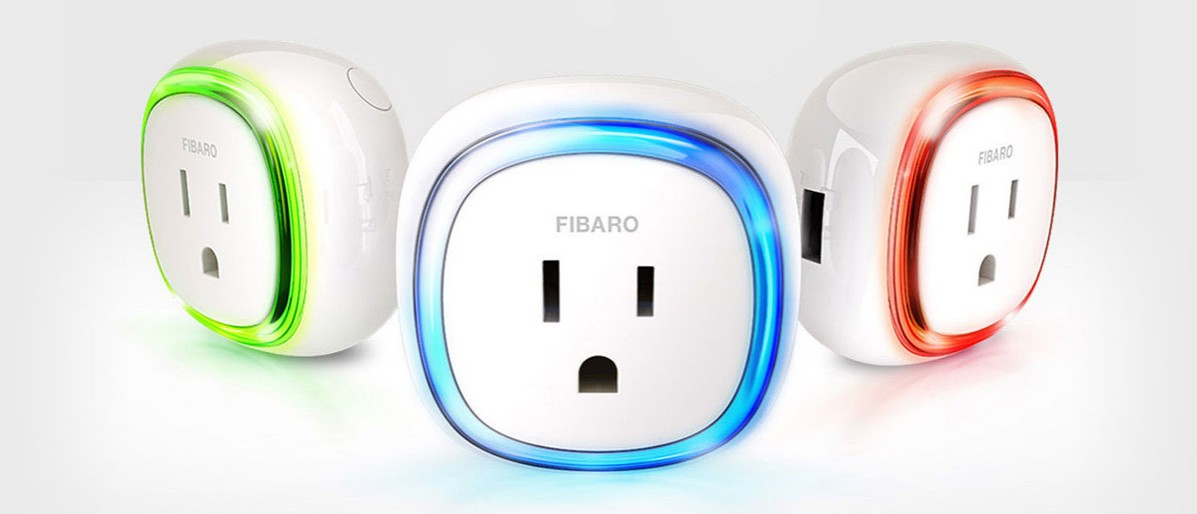 - fibaro wall plug - Fibaro Wall Plug review: A smart, well-designed outlet that monitors energy use | Stacey on IoT