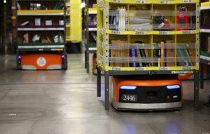 - amazon robots 300x192 - Why an Amazon Alexa-powered home robot makes sense – Stacey on IoT