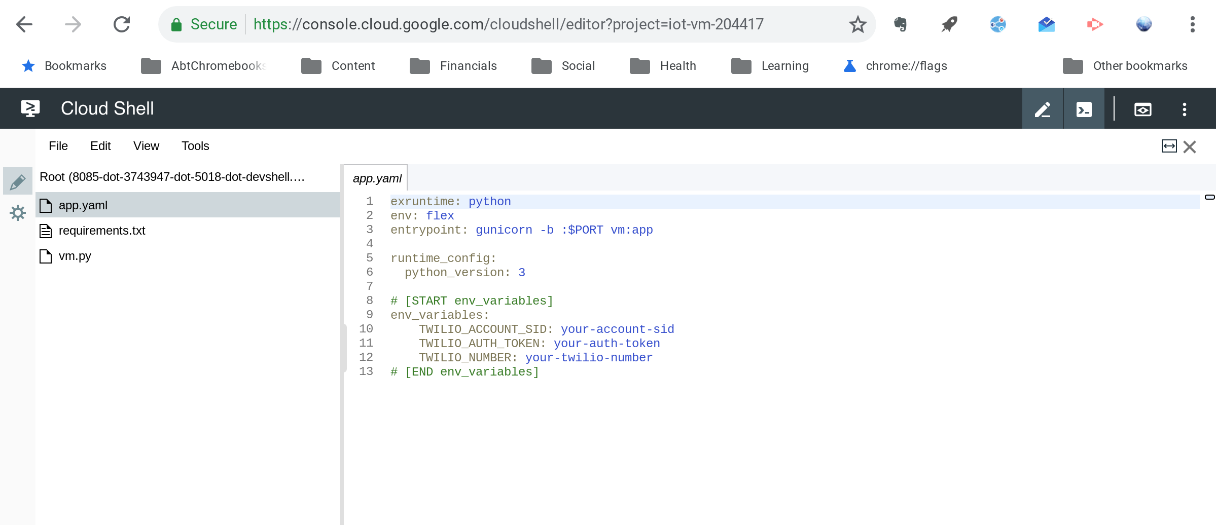 How we moved an IoT code project from a Raspberry Pi to Google Cloud ... 433d64e04a628