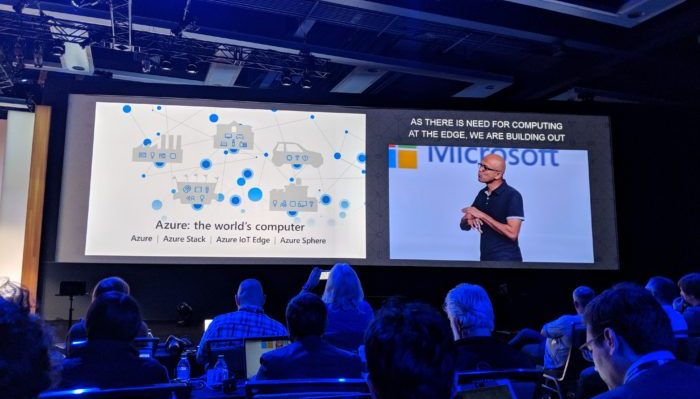 Microsoft's IoT strategy gives away the edge to sell the cloud