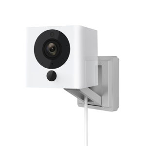 - Mounted WyzeCam v2 300x300 - Wyze Came v2 review: You get a lot of webcam for just $20