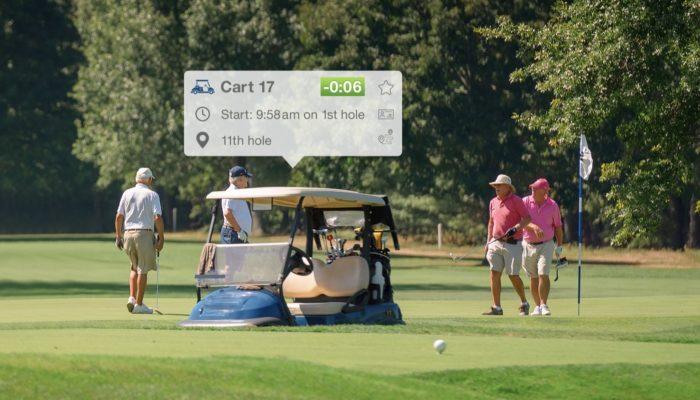 FairwayiQ brings the IoT to golf