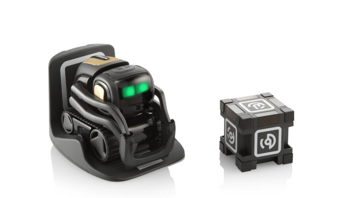 Anki Vector: Edge-based smarts in a cute companion robot for $250